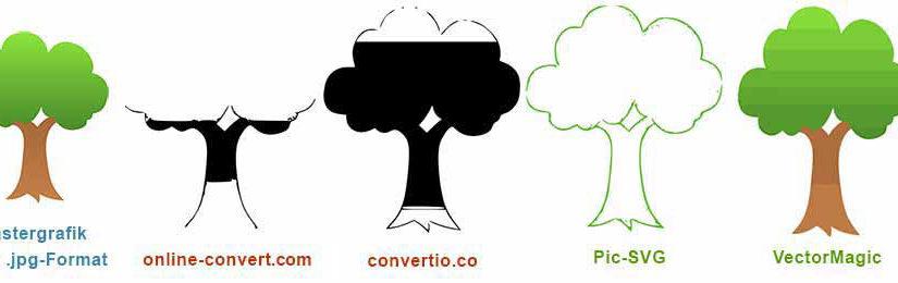 SVG-Tools zum Vektorisieren von Bildern und Umwandeln in SVGs – eine Sammlung von Tools