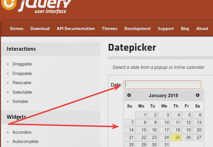 Datepicker – JS-Bibliotheken für die Datumsauswahl